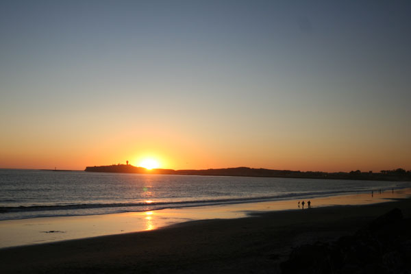 Lg Sunset